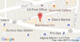 Blairstown Inn Incorporated