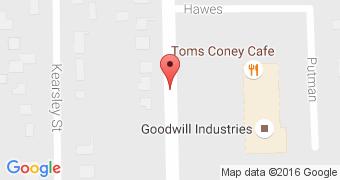 Toms Coney Cafe