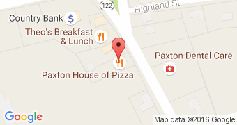 Paxton House of Pizza