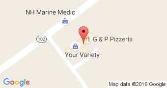 G & P Pizzaria