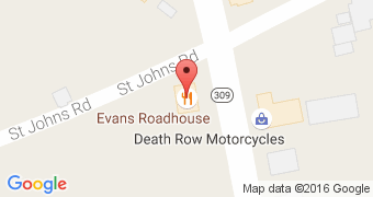Evan's Roadhouse Restaurant & Pub