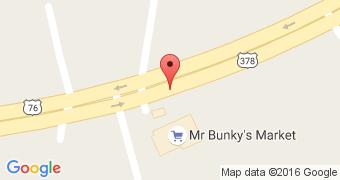 Mr Bunky's Restaurant & Market