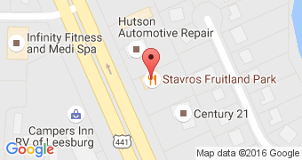 Stavro's Pizza House