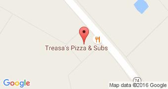 Treasa's Pizza & Subs