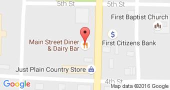 Main Street Diner & Dairy Bar