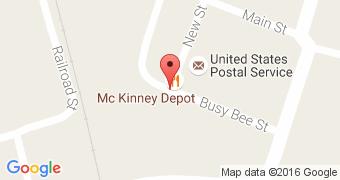 Mc Kinney Depot Restaurant