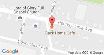 Back Home Cafe