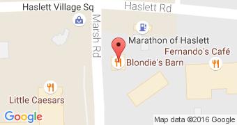 Blondie's Barn