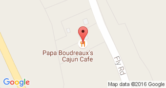 Papa Boudreauxs Cajun Cafe