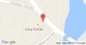 Cozy Corner Restaurant