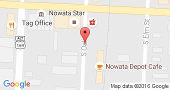 Nowata Depot Cafe