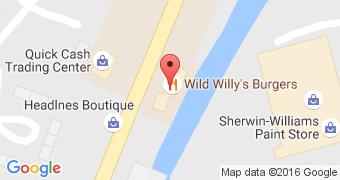 Wild Willy's Burgers