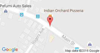 Indian Orchard Pizzeria