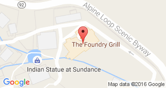 Foundry Grill