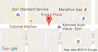 Enza's Pizza
