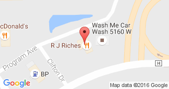 R J Riches Family Restaurant