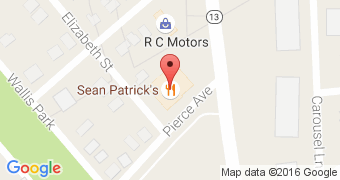 Sean Patrick's Family Restaurant