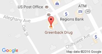 Greenback Drug Co