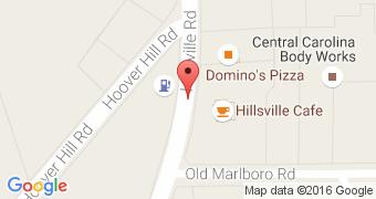 Hillsville Cafe