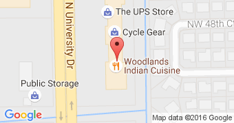 Woodlands Pure Vegetarian Indian Cuisine