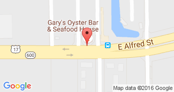 Gary's Oyster Bar & Seafood