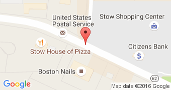 Stow House of Pizza