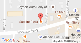 Satellite Pizza