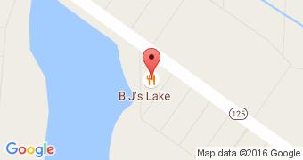 B J's Lake