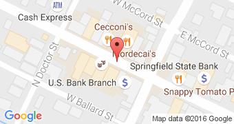 Mordecai's