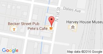 Pete's Cafe