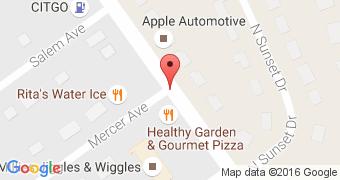 Healthy Garden and Gourmet Pizza
