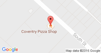 Coventry Pizza Shop