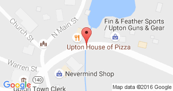 Upton House of Pizza