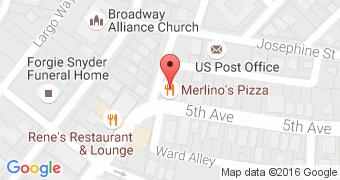 Merlino's Pizza
