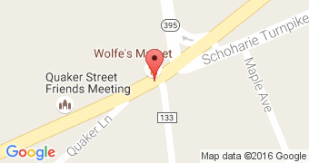 Wolfe's Pizza Wholesale