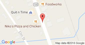 Niko's Pizza Chicken & Ribs