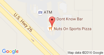Nuts On Sports Pizza