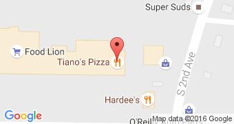 Tiano Pizza