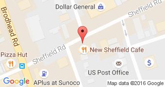 New Sheffield Cafe