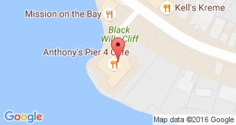 Anthony's Pier 4 Cafe
