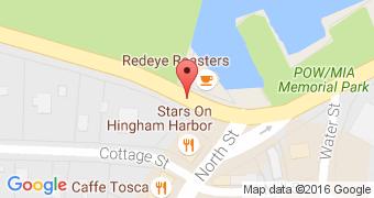 Stars On Hingham Harbor