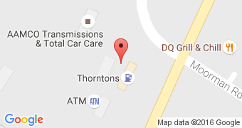 Thorntons Incorporated