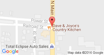 Dave Joyce S Country Kitchen