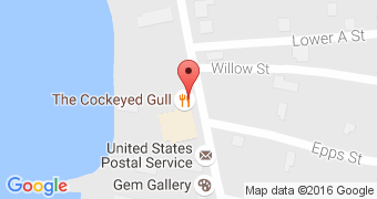 Cockeyed Gull