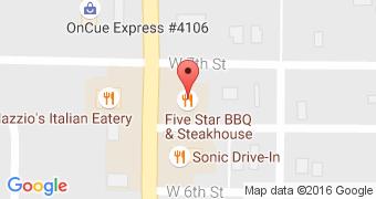 Five Star BBQ & Steakhouse