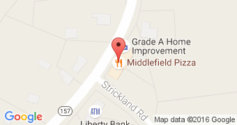 Middlefield Pizza & Restaurant