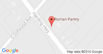 Roman Pantry