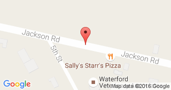Sally Starr's Pizza
