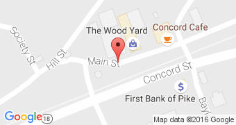 Concord Cafe
