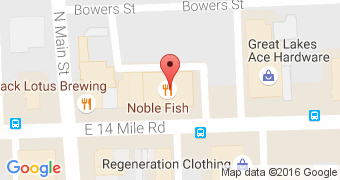Noble Fish